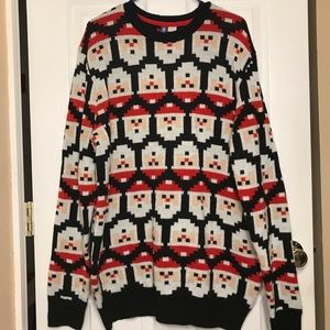 H&M Mens Large Christmas sweater